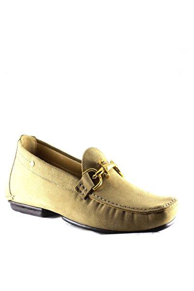 Cesare Paciotti Erkek Loafer Ayakkabı Bej 45051