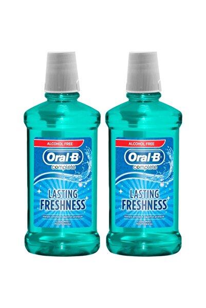 Oral-B Lasting Freshness Ağız Bakım Suyu 250 ml 2 Adet OBF303125
