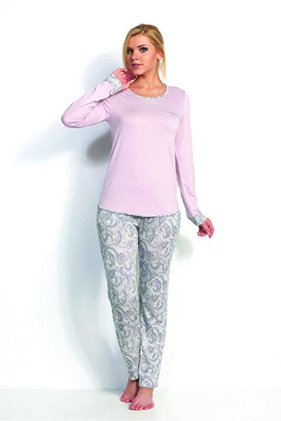 Marie Claire Kadın Mor Pijama Takımı