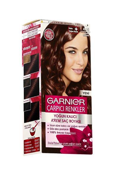 Saç Boyası - Çarpıcı Renkler 4.15 Buzlu Kestane 3600541136953