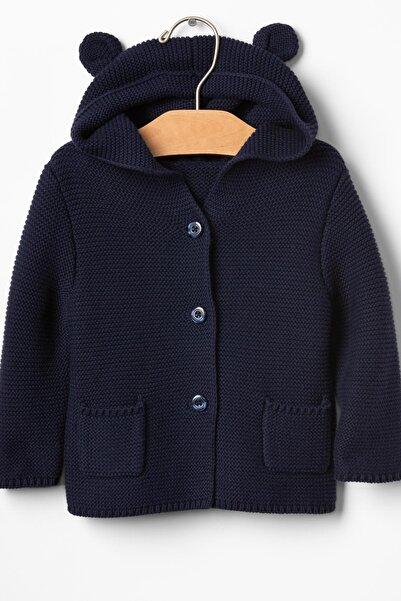 GAP Bebek Ayıcık Kulaklı Kapüşonlu Sweatshirt