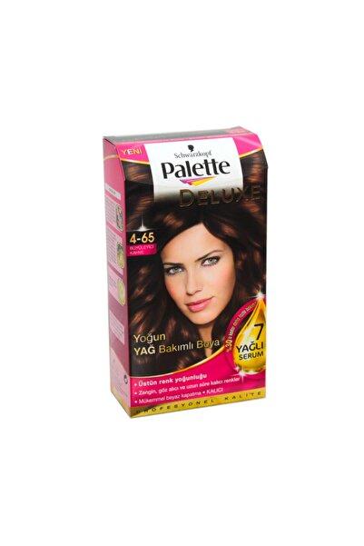Saç Boyası - Deluxe 4-65 Büyüleyici Kahve 4015000976084