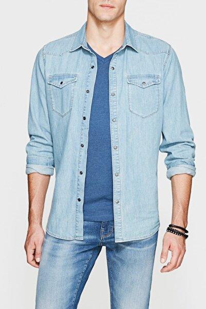 Erkek Rio Vintage Jean Gömlek 0295727829