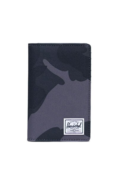 Herschel Supply Co. Rfıd Night Camo Pasaportluk Cüzdan 10399-02992-os