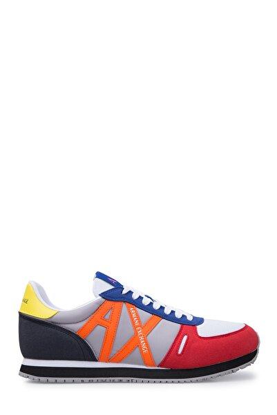 Armani Exchange Erkek Kırmızı Casual  Ayakkabı Xux017 Xv028 K492