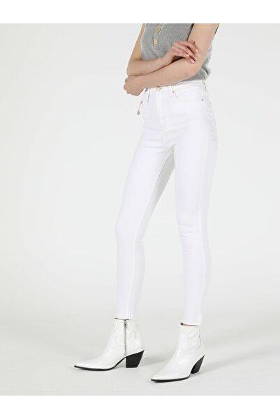 Colin's KADIN 760 Dıana Yüksek Bel Dar Paça Super Slim Fit Jean Kadın Jean Pantolon CL1050252