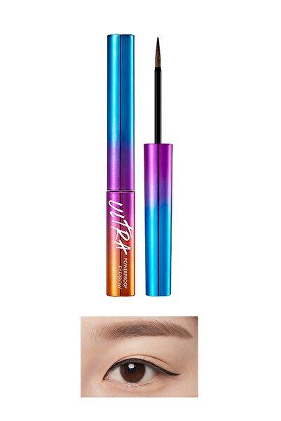 Missha Kalıcı Likit Kaş Şekillendirici - Ultra Powerproof Eyebrow Liquid Dark Brown 8809643506236