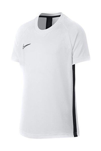 Nike Kids Beyaz Unisex Çocuk T-Shirt B Nk Dry Acdmy Top Ss