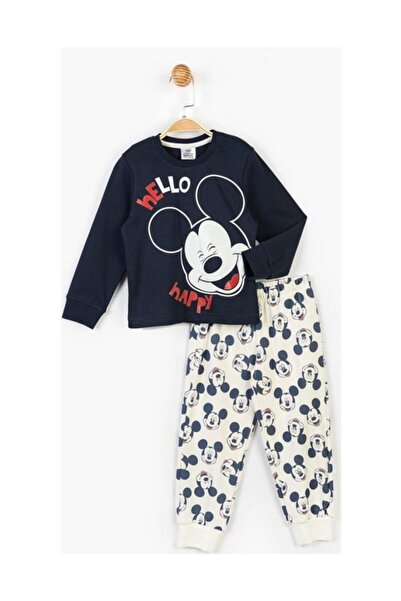 Mickey Mouse Disney Mickey Çocuk 2li Takım 14771