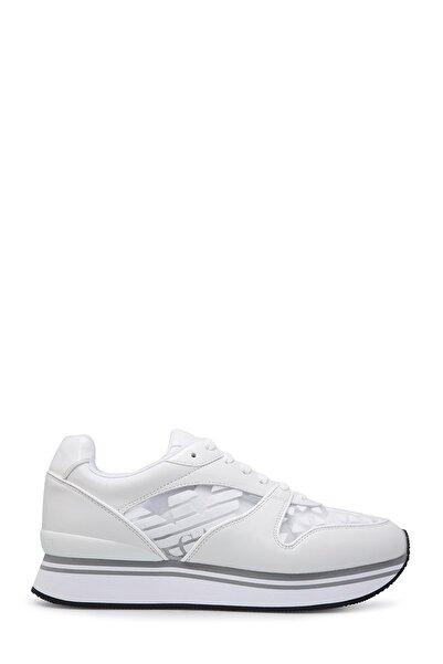 Emporio Armani Kadın Beyaz Ayakkabı