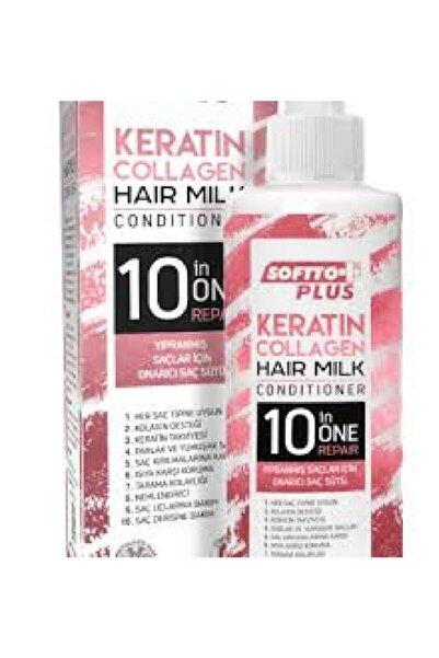 Softo Plus Keratin Collagen Hair Milk Yeni Tarihli