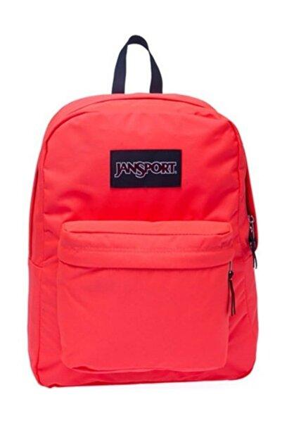 Jansport Black Label Red ( Twk81Q4 ) 2528 Sırt Çantası