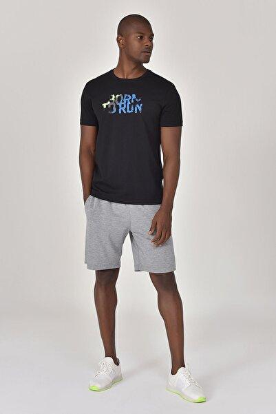 Siyah Erkek T-shirt  GS-8815
