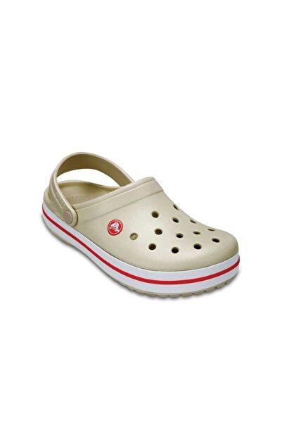 Crocs Crocband Bayan Terlik & Sandalet - Stucco/Melon (Sıva Bej/Kavun)