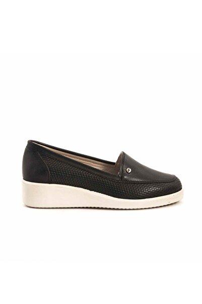 Tanca Siyah Kadın Casual Ayakkabı  201Tck763 Kors