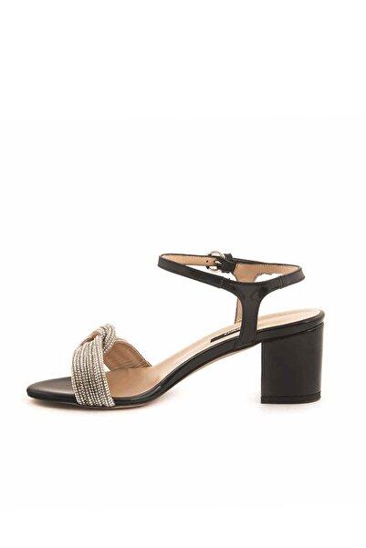 Tanca Sıyah Rugan Kadın Casual Ayakkabı  201Tck277 1582