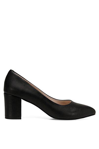 Nine West Kadın Siyah Lezio Klasik Topuklu Ayakkabı