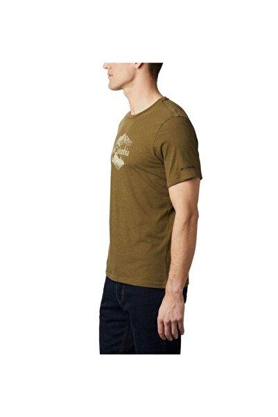 Hex Natured Ss Tee Erkek Kısa Kollu Tişört Cs0081-327