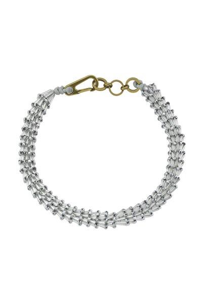 Luzdemia Bloomstar Kolye - 1 - Gümüş