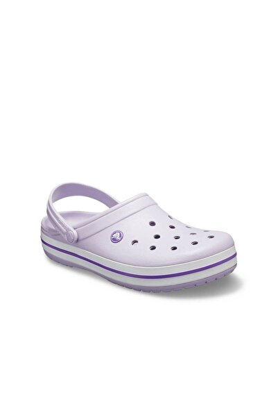 Crocs Crocband Bayan Terlik & Sandalet - Lavender/Purple (Lavanta/Mor)