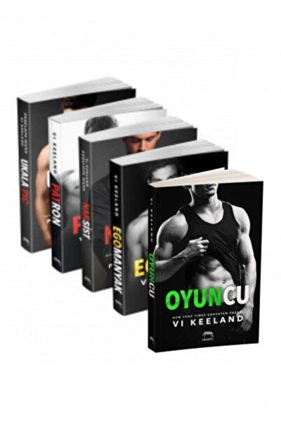 Yabancı Yayınları Vi Keeland 5 Kitap Takım