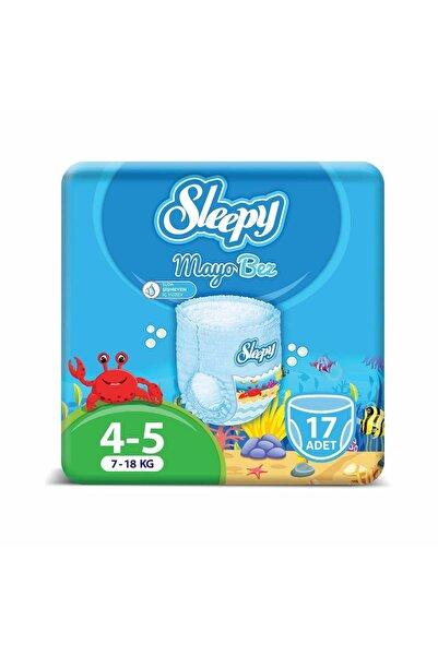 Sleepy Mayo Külot Bez 5 Beden Junior 17 Adet (7-18 Kg)
