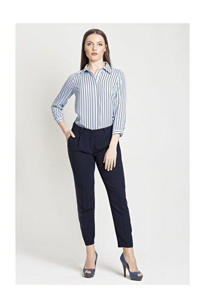 Chima Çift Köprülü Klasik Pantolon