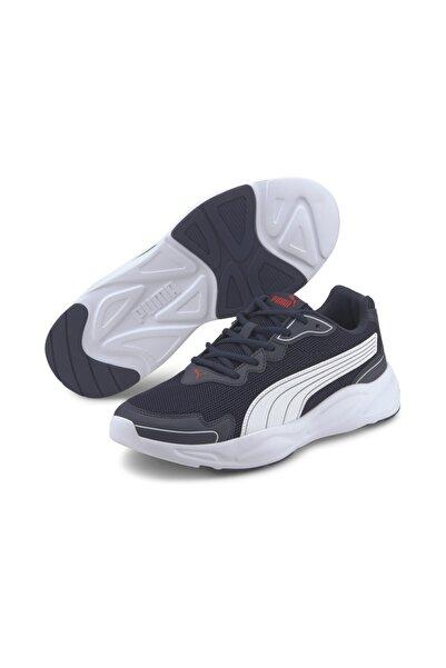 Puma Runner Mesh 90s Nu Wawe-erkek Spor Ayakkabı-37301706-lacivert