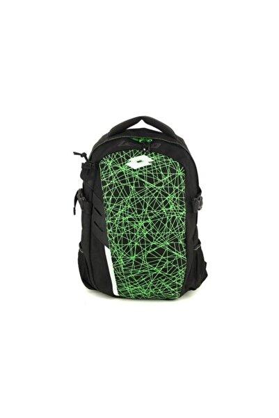 Lotto Unisex Yeşil Okul Çantası R8719