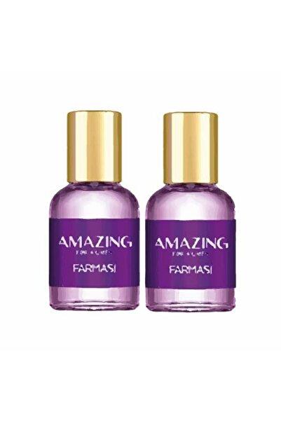 Farmasi Amazing Edp 50 ml Kadın Parfümü 2 Adet
