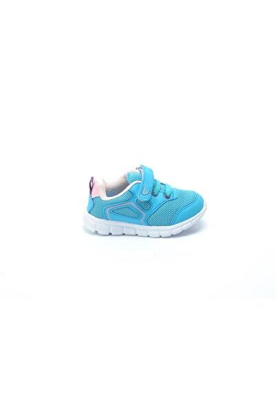Ayakkabin11 Yeni Sezon Ortopedik Günlük Bebe Spor Ayakkabı Turkuaz Renk