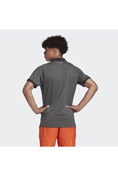 Erkek Gri Freelift Primeblue Tişört