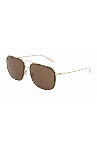 Dolce & Gabbana Dg 2165 132673 58 G Ekartman Unisex Güneş Gözlüğü