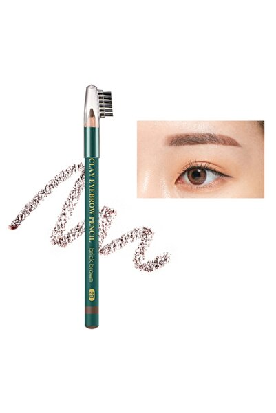 Missha Clay Eyebrow Pencil [Brick Brown]