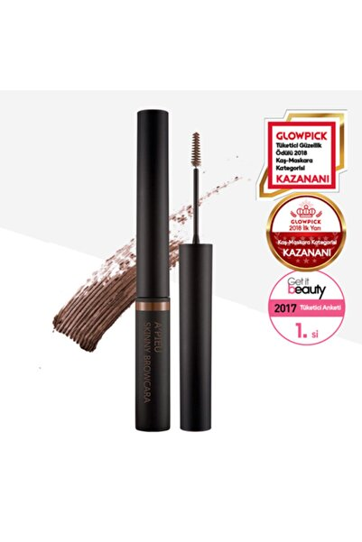 Missha A'PIEU Skinny Browcara (Dark Brown)