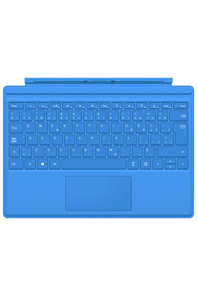 MICROSOFT Surface Pro 4 Type Cover Keyboard French Blue Klavye