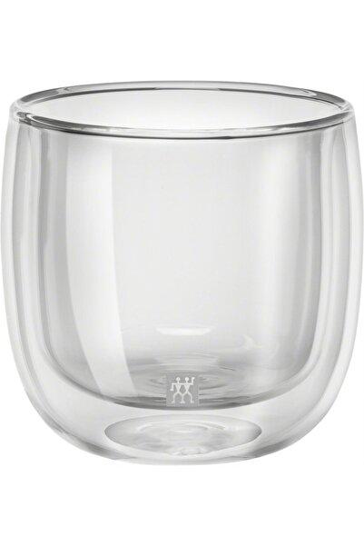 ZWILLING 39500-0770 Çift Camlı 2'li Çay Bardağı Seti