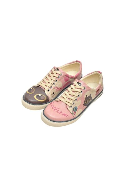Dogo Cats Icon Sneakers Kadın Sneaker