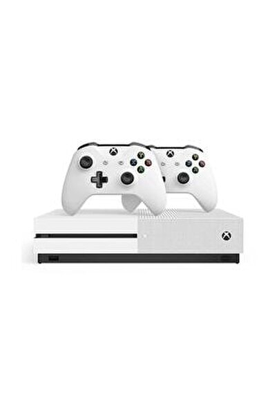 Xbox One S 1 TB + 2. Kol + 75 TL Hediye Kartı (Microsoft Garantili)