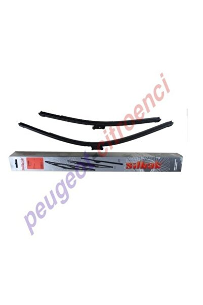 Silbak On Cam Sılecek Supurgesı Sag / Sol (800 / 680mm] 3008-5008 09-16