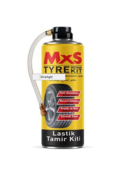 MxS Lastık Tamır Kıtı ( Sısırır Onarır Tmps Sensor Safe ) 400 Ml
