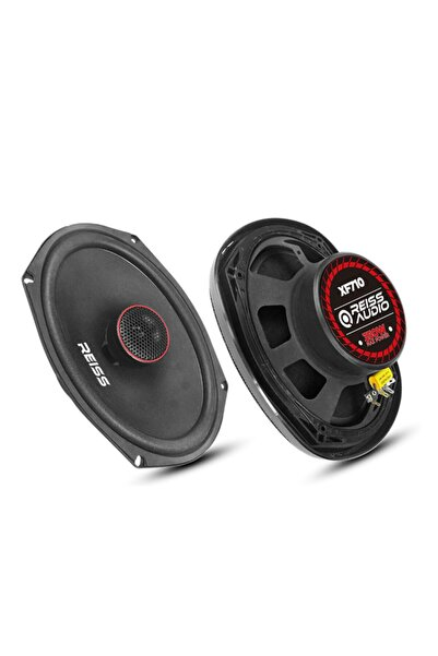 Reiss Audio Rs-xf710 7x10 Oval Midrange Çitf