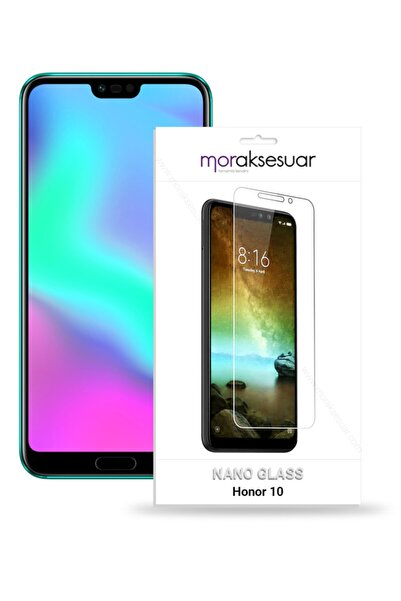 HONOR Huawei 10 Nano Kırılmaz Cam Ekran Koruyucu Ince Esnek