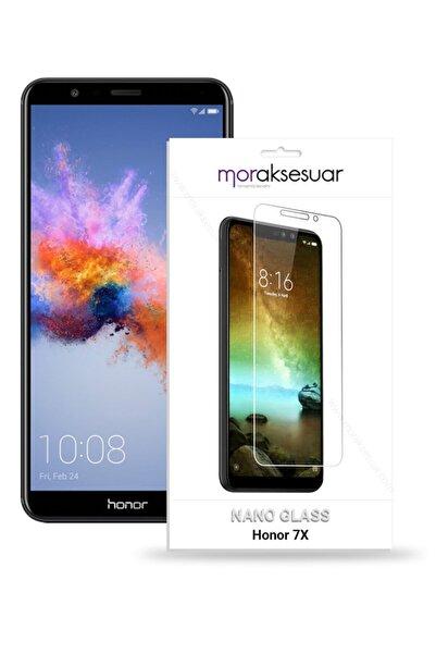 HONOR Huawei 7x Nano Kırılmaz Cam Ekran Koruyucu Ince Esnek