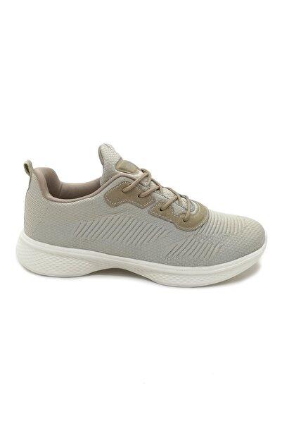 Lotto Sneaker Kadın Bej-curly W-t1459