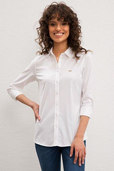 U.S. Polo Assn. Kadın Gömlek G082SZ004.000.1086793