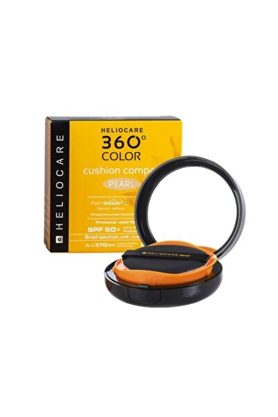 Heliocare 360 Color Kompakt Fondöten Spf50+ Pearl 15 Gr