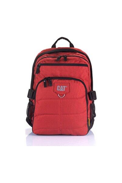Cat 83435 Laptop Bölmeli Sırt Çantası Kırmızı