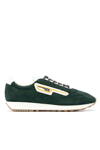 Prada Erkek Yeşil Sneaker