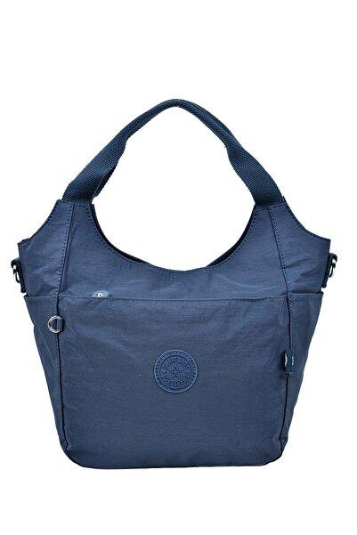 SMART BAGS Omuz Ve El Çantası Lacivert 3079